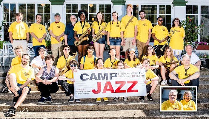 Camp Jazz 2018